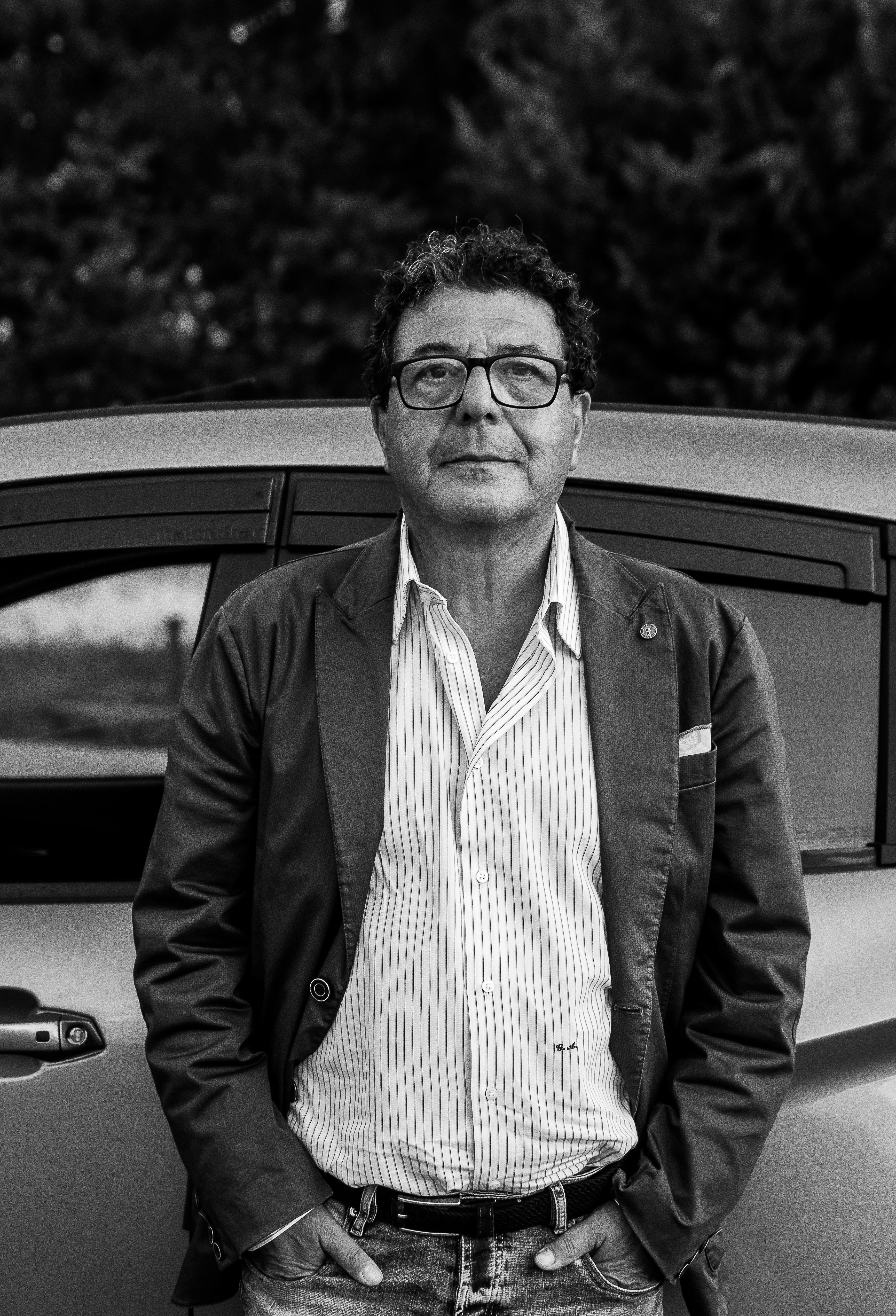 Giuseppe Allocca (Credits. Giacomo Ambrosino | GMPhotoagency)